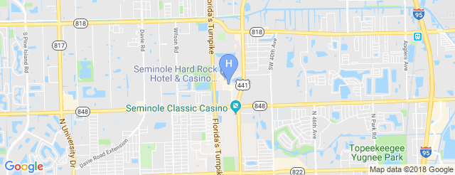 Hard Rock Event Center At The Seminole Hard Rock Hotel & Casino