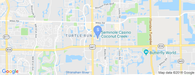 Seminole Coconut Creek Casino